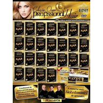 Curso Cabeleireiro - Corte Feminino 8 Dvds ( Frete Grátis )