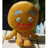 Pelúcia Homem Biscoito Shrek