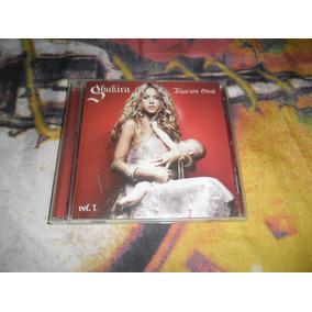 Cd Shakira Fijación Oral Vol 1