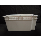 Cajón Plástico Apilable Embonable-carnicero/lechero/pollero