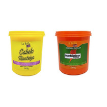 Kit La Bella Liss - Másc. Cabelo Manteiga+ Isotônico Capilar