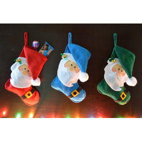 Dulceros Navideños Bota De Santa Claus