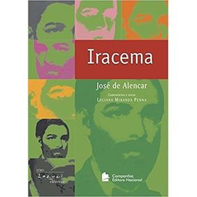 Livro Iracema De José De Alencar