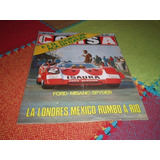 Revista Corsa Primicia La Cupe Fiat 1600 Sport