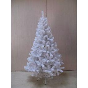 Arvore De Natal Branco 2.1m 630galhos + 7 Pisca 100leds