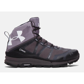Bota Táctica Under Armour Verge Mid Gtx
