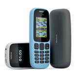 Celular Libre Nokia 105 Nuevo Ta-1037 Curvo Fm Linterna