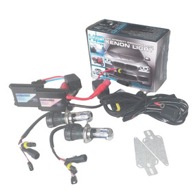 Kit Luces Xenon Hid H4 6000k
