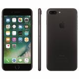 Celular Iphone 7 Plus 256gb Tela De 5,5 - 4g Lacrado C/nf