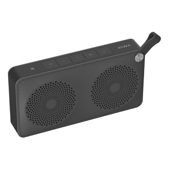 Parlante Bluetooth Portatil Aiwa Pba-201ch Nfc Usb Aux 20w