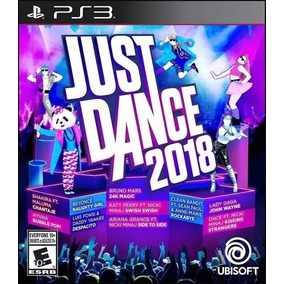 Just Dance 2018 Ps3 Físico Original Soundgroup Palermo