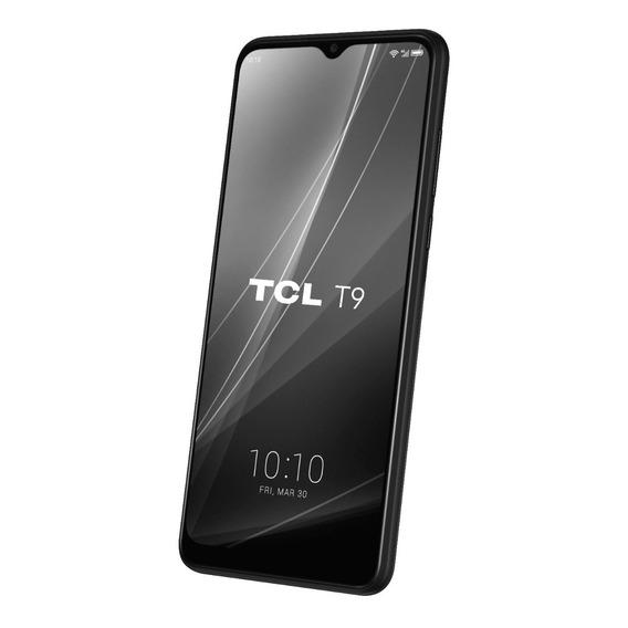 Teléfono Celular Tcl T9 Jewelry Black 64gb Triple Camara