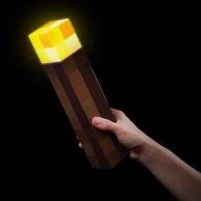 Tocha Minecraft Mojang - Pronta Entrega