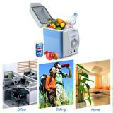 Refrigerador Calentador 2 En 1 Portátil Auto Camioneta 7.5 L