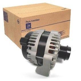Alternador 140 Ah - S10 / Trailblazer 84062199