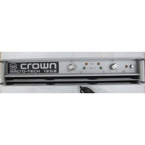 Amplificador Crown Macro Tech 1202