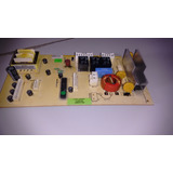 Placa Controle 3 Bot Lavadora Ge 8kg 220 - Wa189d3358g004