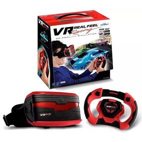 Juego De Carrera Simulador Realidad Virtual Real Feel Racing