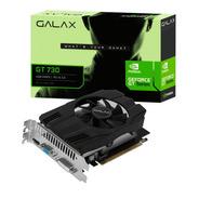 Placa De Video Gt 730 4gb Ddr3 Galax - Lacrado