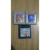 Tetris, Dr Mario Y La Bella Y La Bestia Para Gb, Gbc, Gba