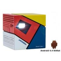 Mini Projetor Doogee Smart Cube P1 Com Os Android 4.4 Wifi