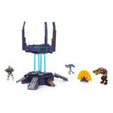 Halo Torre De Observación De Coventant (239 Piezas) Mattel D