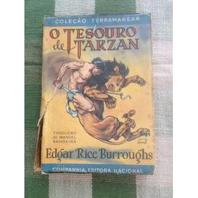 O Tesouro De Tarzan, Edgar Rice Burroughs