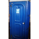 Banheiro Químico Usado Redondo