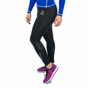 Sprint Calza Mujer Running Gym Corvus Con Bolsillos