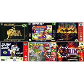 Emulador De N64 Project 64 Em Hd 100% Completo Todas As Roms