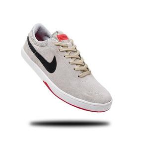 Tenis Masculino Sapatenis Nike Lancamento Em Couro 2017