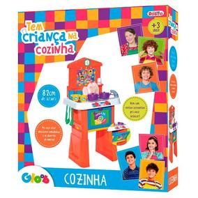 Cozinha De Brinquedo Rosita