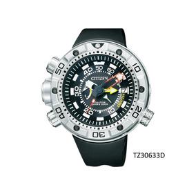 Relógio Citizen Aqualand Marine Bn2021-03e / Tz30633d