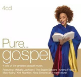 Coleção Pure Gospel Box C/ 4 Cds Original E Lacrado