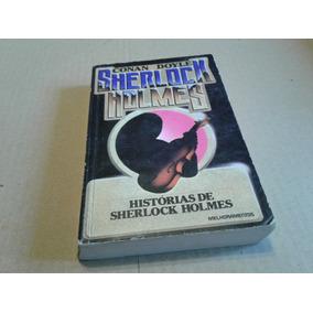 1485 Livro Histórias De Sherlock Holmes Conan Doyle Melhoram