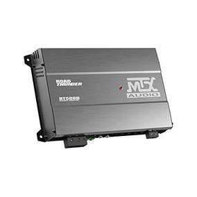 Mtx Rt500d Mono Bloque Clase D 500-watt Amplificador