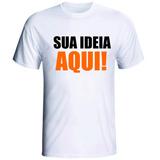 Camiseta Personalizada Cha Bebe Casamento - Promoção