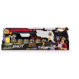 Pistola Xshot Scope 6 Dardos Y 6 Latas Mejor Precio!!