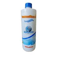 Clarificante Botella 1 Litro Tecnoclor Rinde 100.000 Lts.