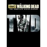 Walking Dead, Temporada 6 En Dvd, Nueva Y 100% Original