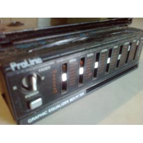 Equalizador Pre-amplificador Para Carro Proline Clasico