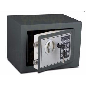 Caja De Seguridad Forjada En Acero 230x170x170mm