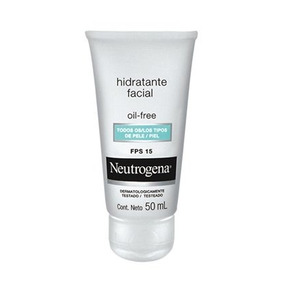 Neutrogena Hidratante Facial Oil Free Fps 15