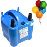 Inflador Baloes Bexigas Balão Compressor Ar Touch On Automat