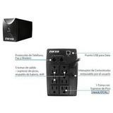 Ups Forza 750va 375w 4 Tomas Icb Technologies Garantia 2 Año
