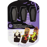 Molde Wilton Antiadherente Torta Cupcake Halloween Ataud