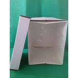Caixa De Papelão Para Sorvete E Açaí 10 Litros Kit Com 20pçs