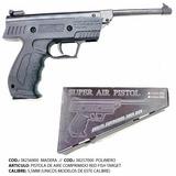 Pistola De Aire Comprimido Calibre 5.5+balines+blancos