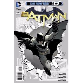 Batman Novos 52 - 01 A 52 + 4 Anuais Download