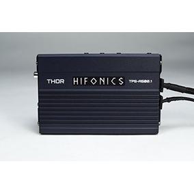 Hifonics Tps-a500.1 Compact 500 Watt Mono Powersports Amplif